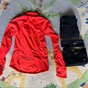 Nike Tops - Nike dry fit 4-piece running bundle Lott EUC